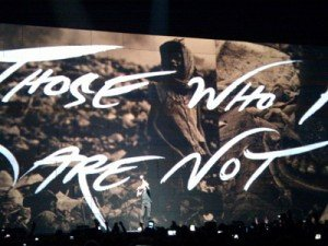 Concierto de Roger Waters Barcelona 2011