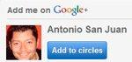 Consultor Antonio San Juan en Google