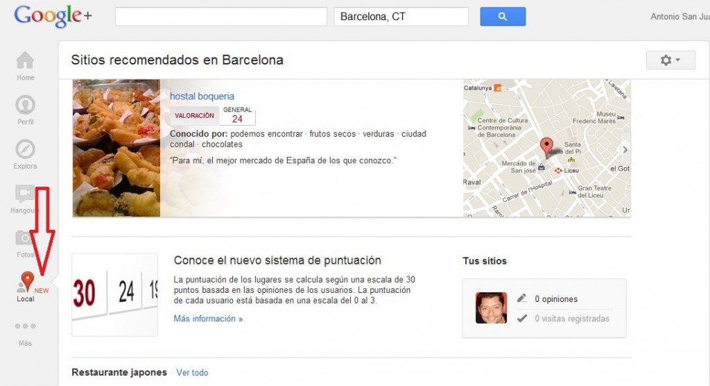 Novedades Google+ para empresas