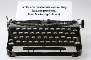 Escribir blog marketing digital