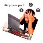 Escribir un primer post o artículo