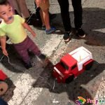 Tradición carritos en el Día del Niño Perdido en Tuxpan, Veracruz, México