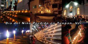 Día del Niño Perdido en Tuxpan, Veracruz, México - Raúl Antonio San Juan Román