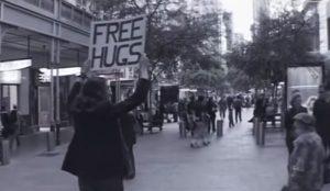 Campaña Abrazos Gratis