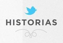 Logo de las nuevas historias de Twitter