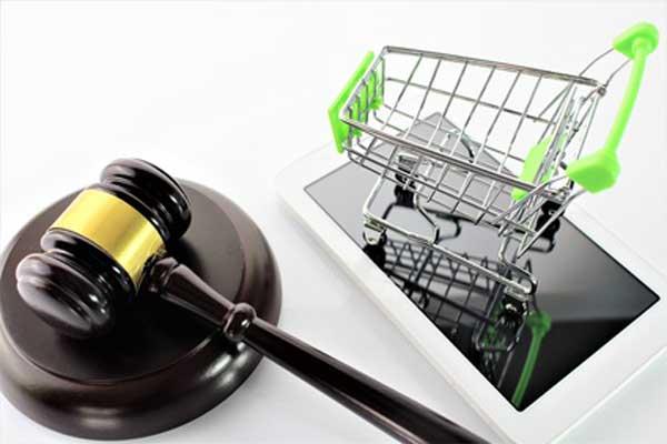Imagen referente a aspectos legales en el ecommerce