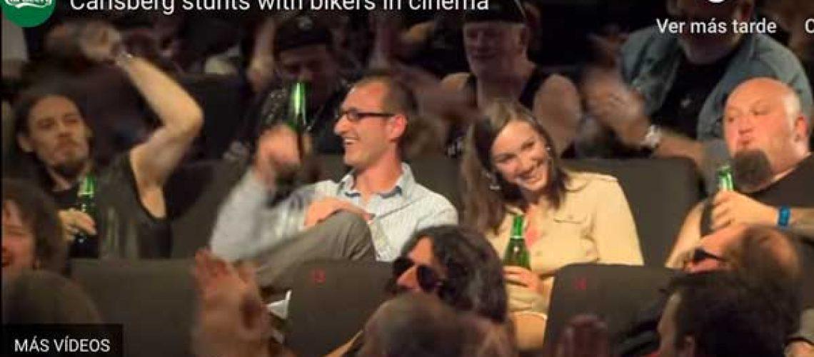 Campaña viral de cervezas Carlsberg 2011