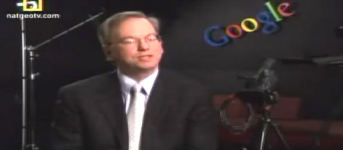 Googleando a Google, su historia